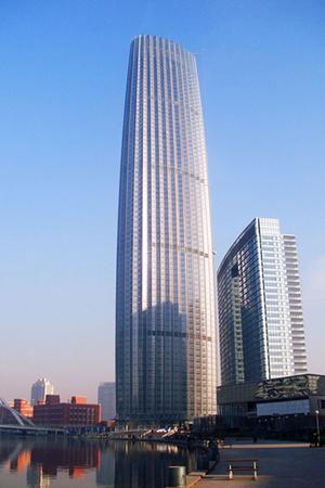 Tianjin Global Financial Center, China