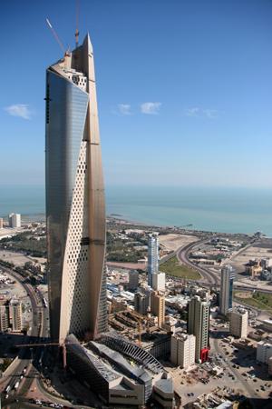 Al Hamra Tower, Kuwait