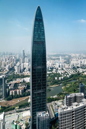 KK100, China