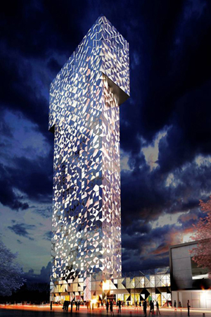 Victoria Tower, Suécia