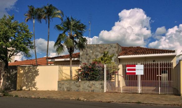 Fachada Casa José Rossi