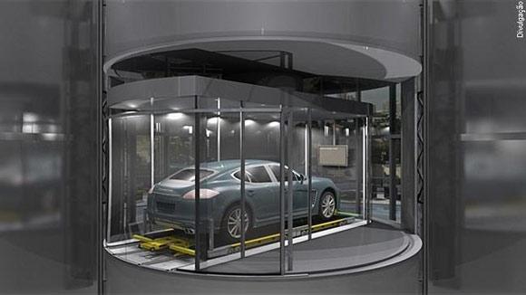 Miami, terá 1º prédio do mundo com elevador para carro e garagem na sala  Ca...