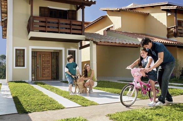Casa x cão x família