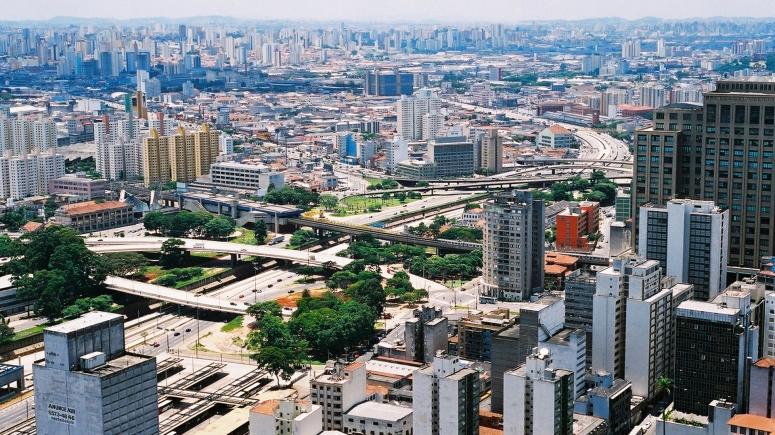 São Paulo cidade area