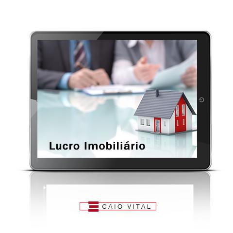 Tablet Lucro imobiliário